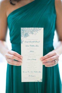 Wedding featured in Charlotte Magazine September 2015